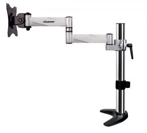 DMCA110_Side1_med-300x272 Adjustable Height Articulating Mounts  - Pro Series