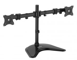 DMTA220_ArticulatingArmsMount-300x234 Articulating Desk Mounts - Table Top