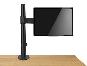 DMCA120_Front_w_Screen_Med-1-300x230 Articulating Desk Mounts - Elite Series