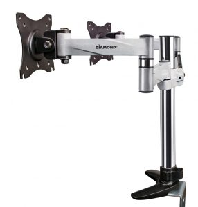 DMCA210_Side4_Med-286x300 Adjustable Height Articulating Mounts - Pro Series