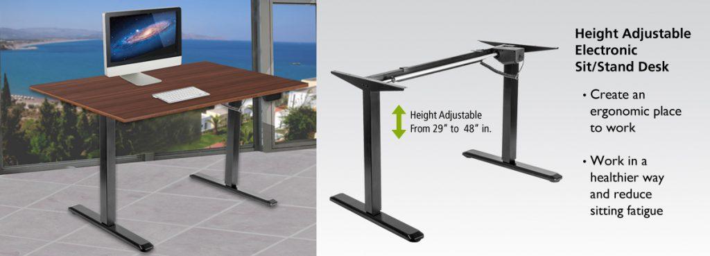 SitStandDesk_General_banner_1198x432_DT100_REV2-1024x369 Electronic Adjustable Height Desk (DT100)