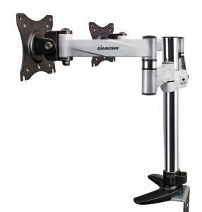 DMCA210_Side4_Med-286x300 Adjustable Height Articulating Mounts - Pro Series