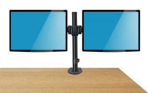 DMCA220_Prod_Img_ERG_7-300x190 Articulating Desk Mounts - Elite Series